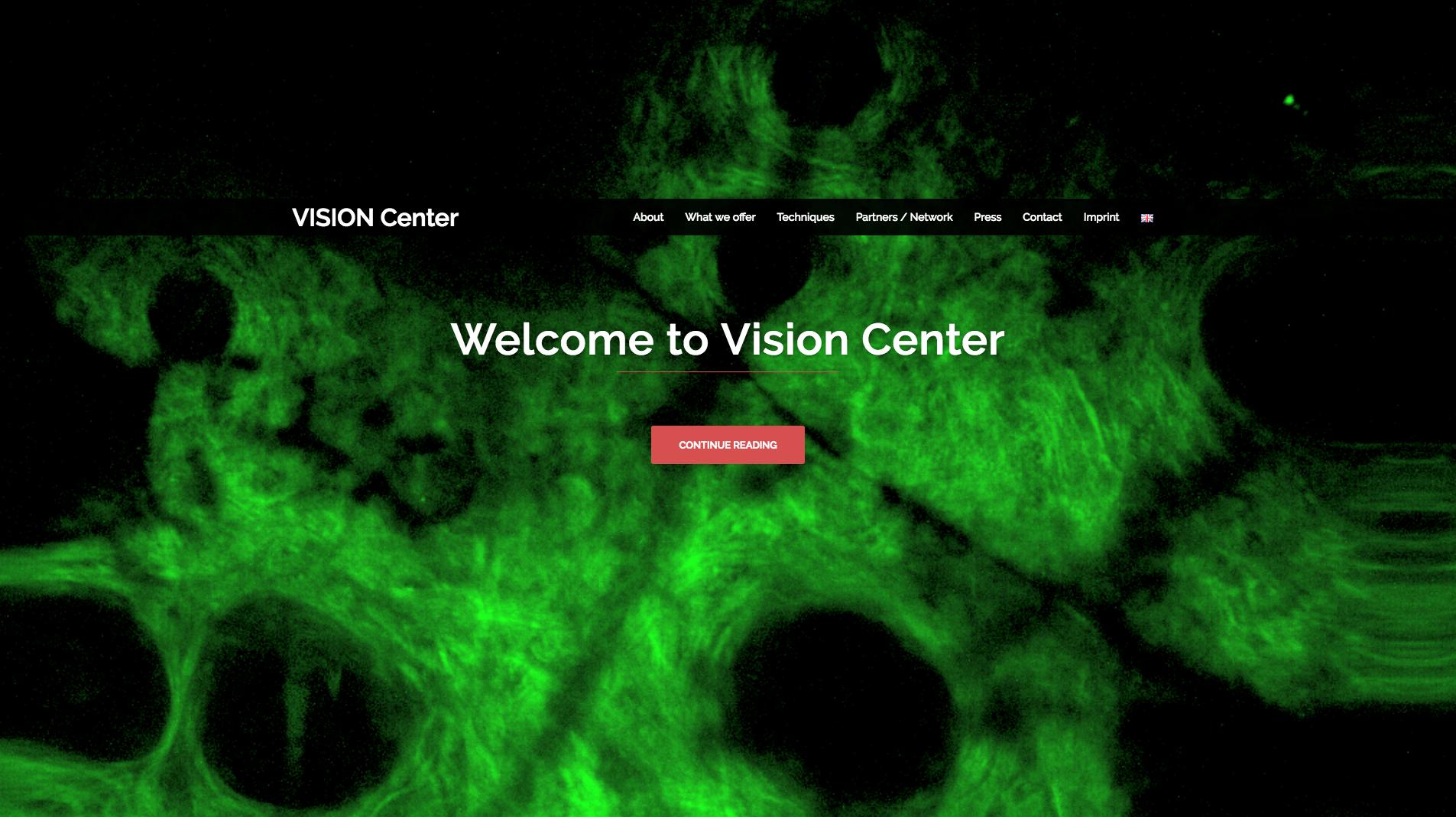 Virtuelles Servicecenter VISION ist online